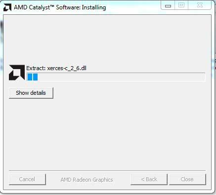 Скачать драйвер AMD Radeon HD 7600M series бесплатно