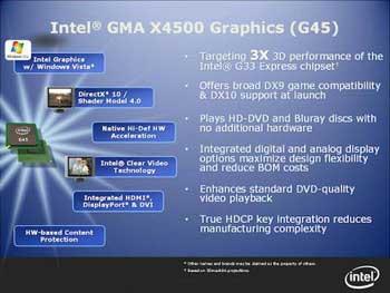 Intel gma x4500 драйвер скачать windows 7.