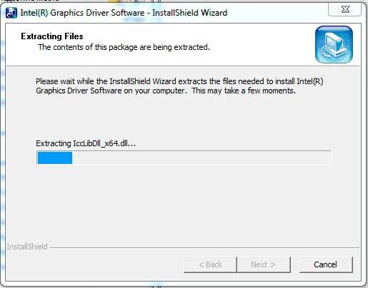 intel hd graphics 2000 driver